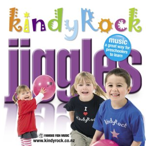 KindyRock Music CD